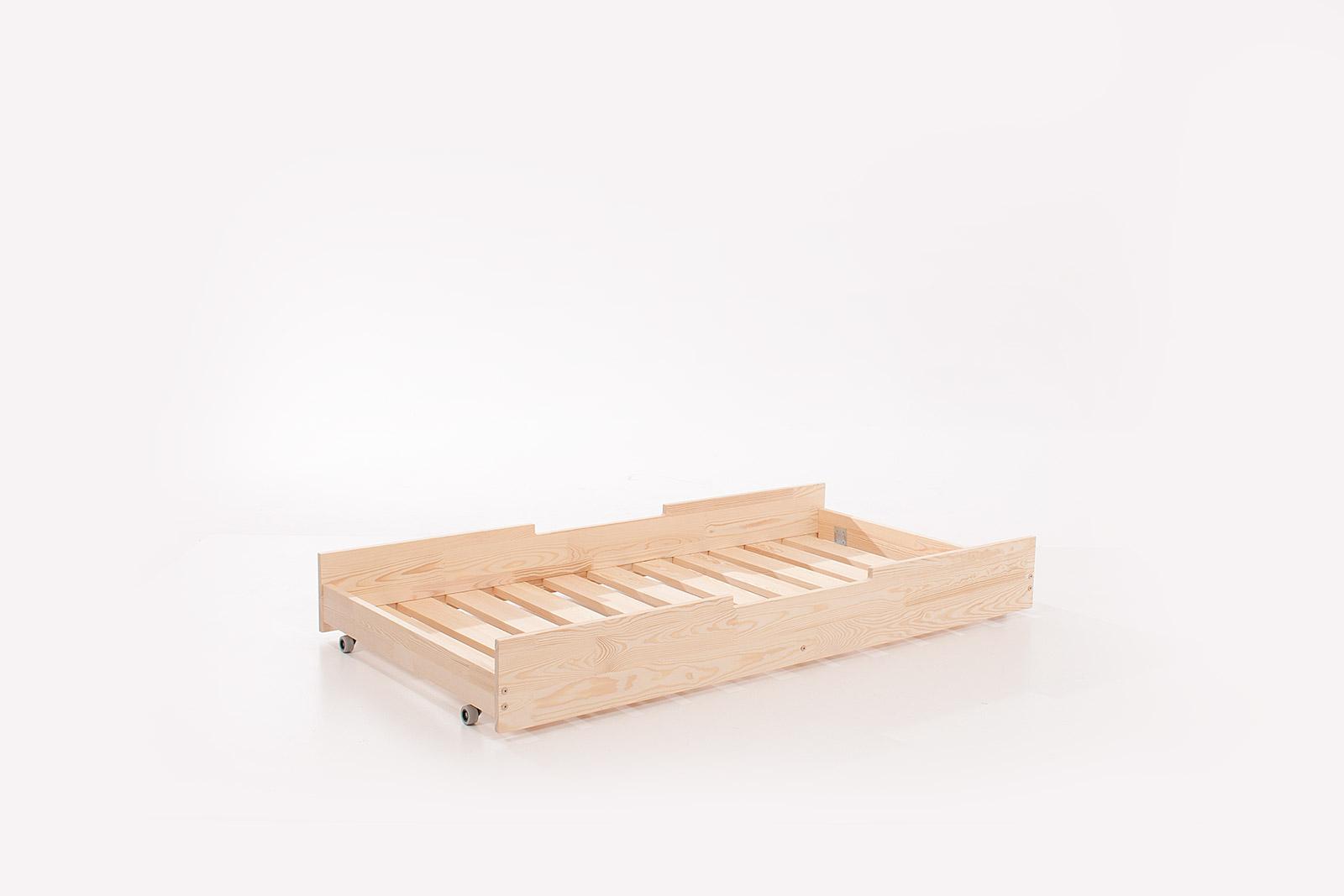 Un tiroir avec fonction couchage